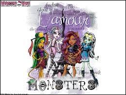Où sont parties les Monster High ?