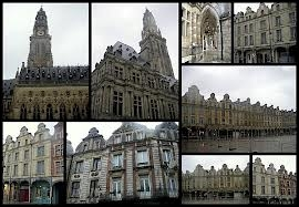 Je vais vous faire visiter la ville d'Arras. Ses habitants sont les ...