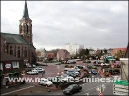 A Noeux-les-Mines, les habitants portent le nom de ...