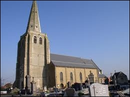 Quel est le nom des habitants de Sainte-Marie-Kerque ?