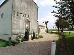Pétrus produit près de 55 000 bouteilles par an. Quelle est la particularité du millésime 1991 ?