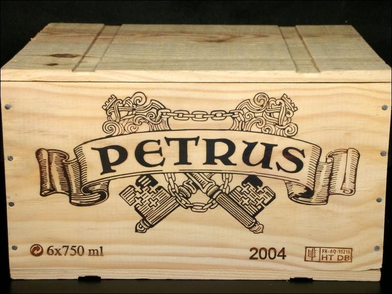 De nombreux vins de Bordeaux sont classés. Comment Pétrus est-il classé ?