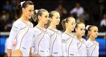 De quelle nationalité sont ces gymnastes ?