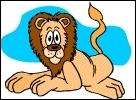 Le roi de la savane :
