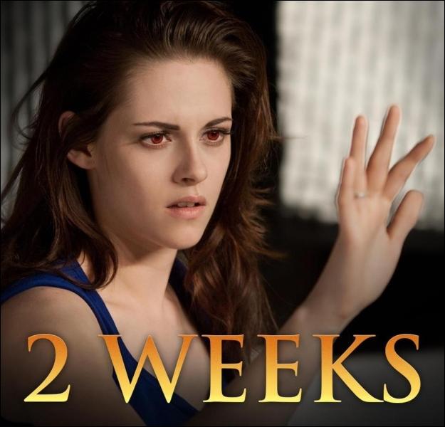 Bella est-elle heureuse en vampire ?