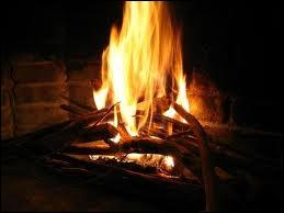 Fais du feu dans la cheminée, je reviens chez nous ...