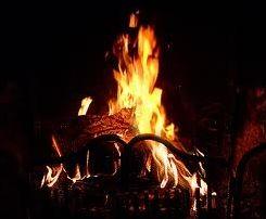 Le feu en chansons