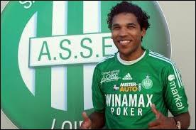 Qui est ce joueur de l'AS Saint-Etienne ?