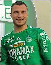 Qui est ce joueur prété à l'AS Saint-Etienne ?