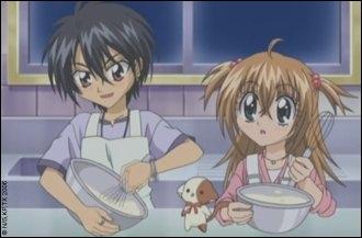Qui apprend à Kilari à faire des gâteaux ?