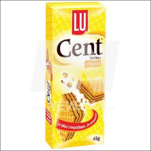 Quel est le nom complet de ces biscuits de la marque LU ?