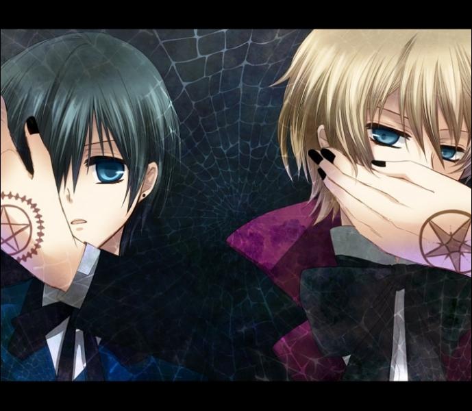 Quels sont les surnoms de Ciel et Alois ?