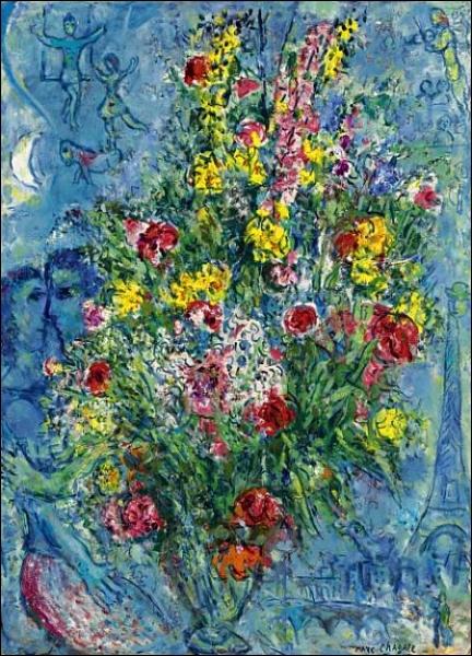 Qui a peint Bouquet de printemps ?