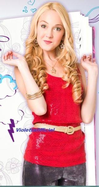 Violetta : Nata et Maxi