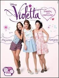 Les deux meilleures amies de Violetta sont :