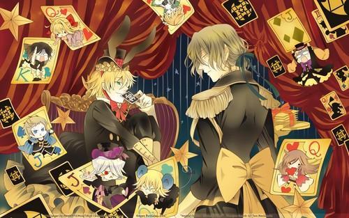 Pandora Hearts (Risque de Spoil ! )