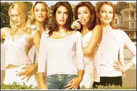 Quels sont les noms de ces 4 femmes ?