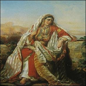 Les femme s'habillaient avec cette grande robe dans l'Espagne du XVe siècle. Il faut que nous allions à Tetouan pour la découvrir. Où est-ce ?