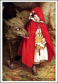 Dans la plus ancienne des versions écrite par Charles Perrault en 1698, comment se termine l'histoire du petit Chaperon rouge ?