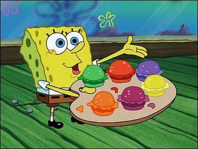 Dans 'les patés multicolores', combien de clients, Bob , a-t-il déjà servi?