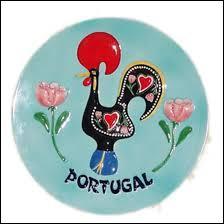 Quel animal le Portugal a-t-il choisi comme emblème ?