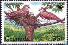Quel est l'animal emblème de Grenade ?