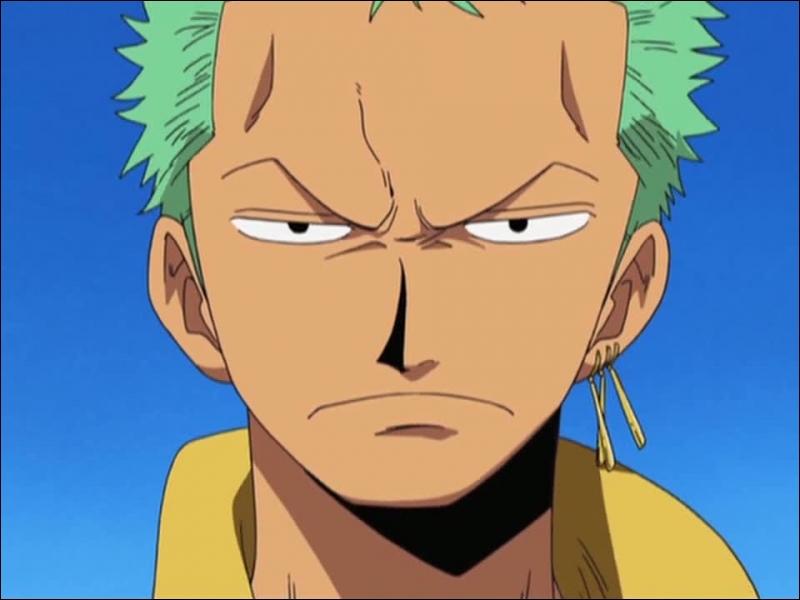 Zoro fait-il partie du manga ?