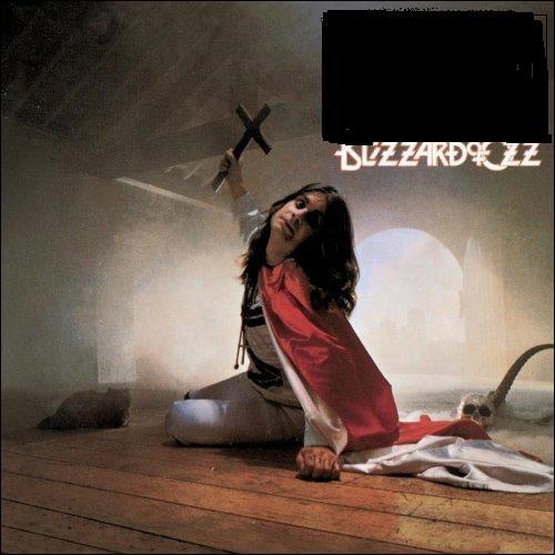 Quel groupe a sorti l'album studio  Blizzard Of Ozz  ?