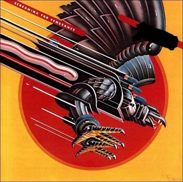 Quel groupe a sorti l'album studio  Screaming For Vengeance  ?