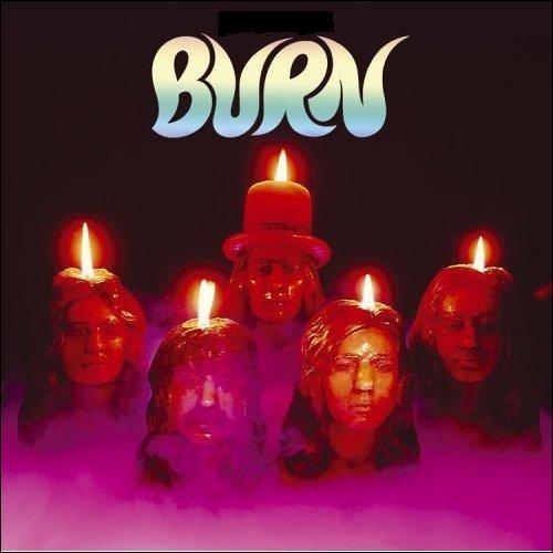 Quel groupe a sorti l'album studio  Burn  ?