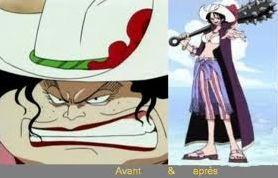 One Piece : les ennemis de Luffy
