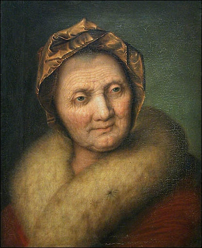 Qui a peint cette dame ?
