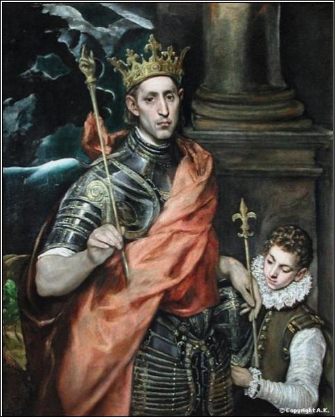 Cette oeuvre est-elle d'El Greco ?