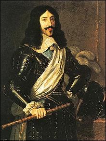 Quel surnom a-t-on donné au roi Louis XIII (1610-1643) ?