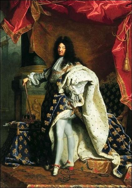 Quel surnom a-t-on donné au roi Louis XIV (1643-1715) ?
