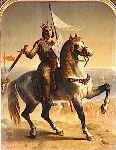 Quel surnom a-t-on donné au roi Louis IX (1226-1270) ?
