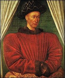 Quel surnom a-t-on donné au roi Charles VII (1422-1461) ?