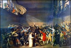 Que se passe-t-il le 20 juin 1789 ?