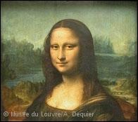 Quel véritable chef d'oeuvre, réalisé par Léonardo da Vinci, est inspiré du portrait de Lisa Gherardini ?