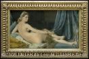 Quel peintre a transposé, à travers sa  Grande Odalisque , le thème antique du nu féminin dans un Orient vers lequel il n'a voyagé qu'en rêve ?