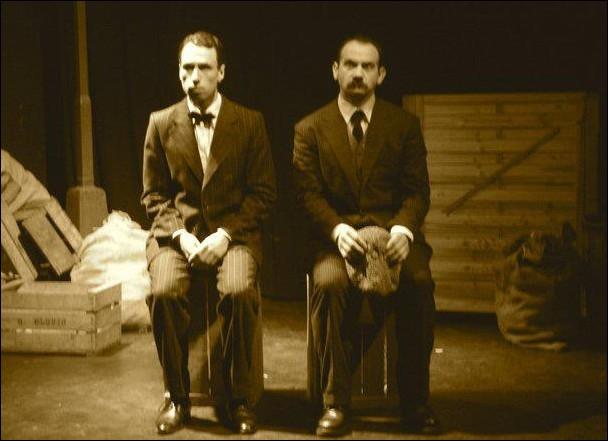 Sale temps, aux Etats-Unis, dans les années 20, pour ces deux anarchistes d'origine italienne, qui finirent sur la chaise électrique, pour un crime qu'ils n'avaient pas commis !