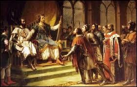 Saint Louis interdit les duels et les guerres privées entre seigneurs. Comment s'appelait l'ordonnance royale de 1245 imposant aux belligérants un délai de réflexion obligatoire arbitré par le roi ?