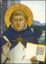 Quel philosophe et théologien chrétien a developpé sa doctrine à l'université de Paris sous le règne de Saint Louis ?