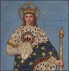 Quel roi de France a été surnommé Saint Louis (1214-1270) ?