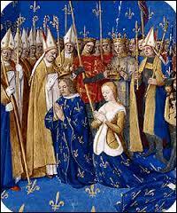 Il hérite de la couronne à la mort de son père alors qu'il n'est âgé que de 12 ans. La reine-mère assure la régence jusqu'à la majorité de son fils. Quel est son nom ?