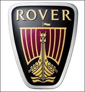 Quelle est l'origine du logo de la marque  Rover  ?