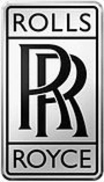 Ce logo représente un double R pour symboliser le nom des deux fondateurs de la marque en 1904 : Charles ROLLS et Henry ROYCE. D'abord de couleur rouge, il devint noir après. Pourquoi ?