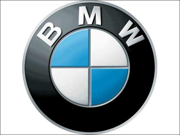 Quelle est l'origine du logo de la marque  BMW , inchangé depuis le début ?