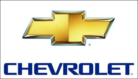 Quelle est l'origine du logo de la marque  Chevrolet  ?