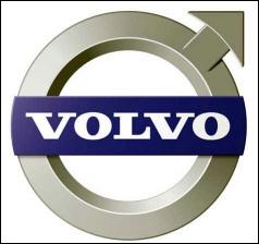 Le logo de la marque  Volvo  est assez basique. Mais pourquoi  Volvo  ? ?